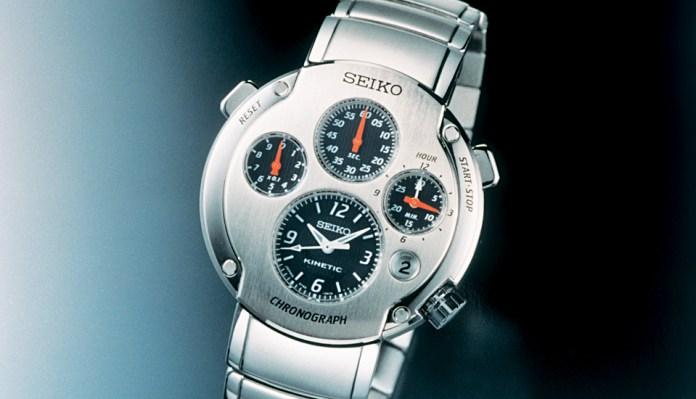 Funk Seiko chronograph