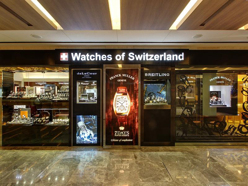 Watches of Switzerland UK