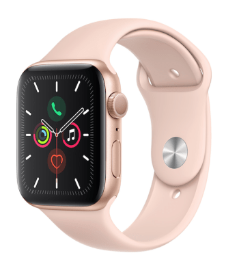 "Always-on Apple Watch in full ""on"" mode"