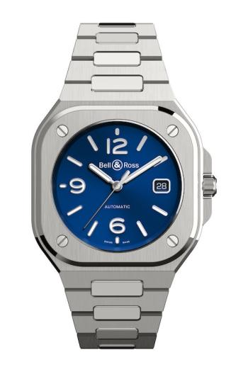 The new Bell & Ross BR05 in a blue dial color