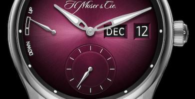 H. Moser & Cie Pioneer Perpetual Calendar MD