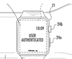 """Apple Files Biometric """"Wrist ID"""" Patent for Apple Watch. Big Brother Is Pleased"""