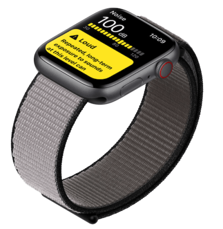 New Apple Watch 5 LET'S YOU KNOW WHEN IT'S TOO LOUD