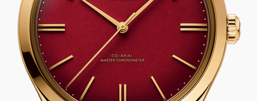 The 125th Anniversary OMEGA Tresor's enamel dial knocks it out of the park