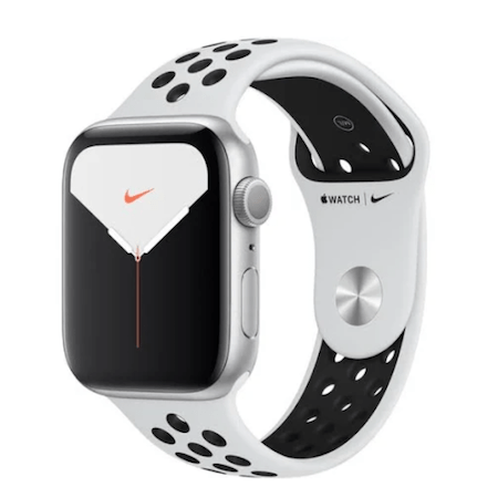 Always-on Apple Watch Nike edition