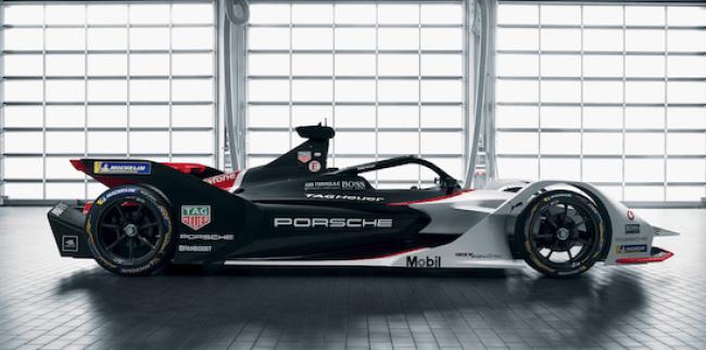 TAG Heuer Formula E sponsorship