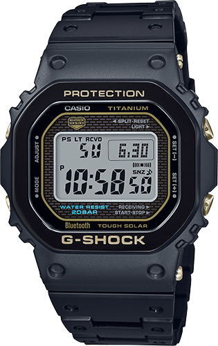 First-ever G-SHOCK