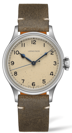 Longines Heritage Military 38mm automatic