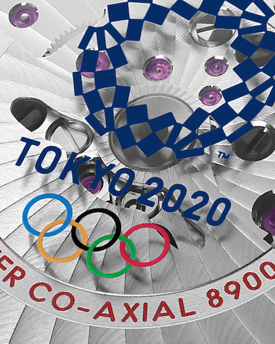OMEGA Olympic watch 2020 edition