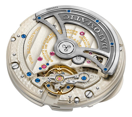 Calibre L155.1 DATOMATIC out of watch