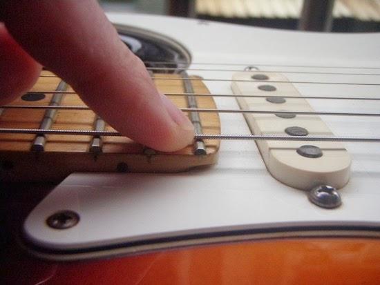 Fender Stratocaster single coil picks