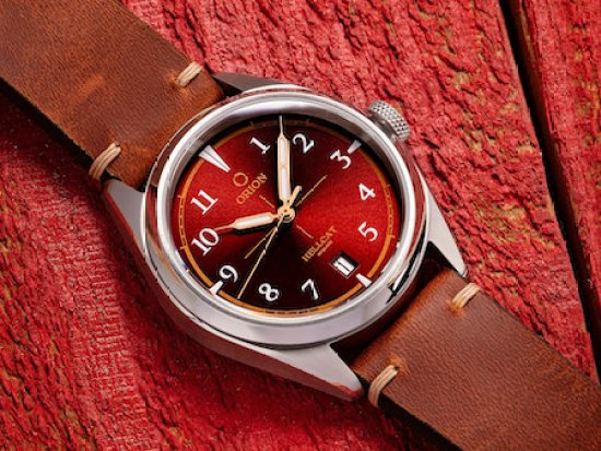 New watch round up: Orion Hellcat