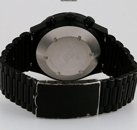 Ofina Porsche Design watch caseback