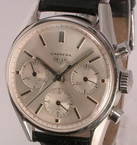 Heuer Carrera 1964