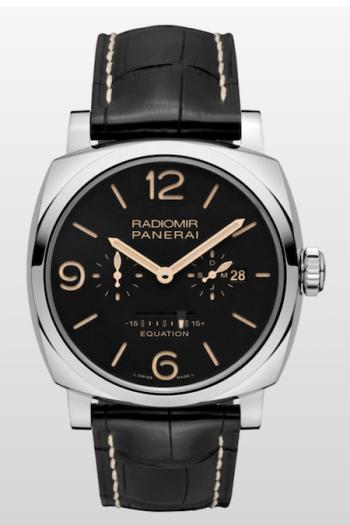 New watch alert - Panerai Luminor Equation of Time
