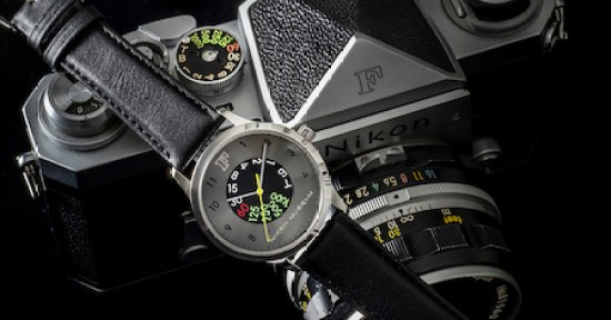 New watch roundup - Nikon F Stop Watch