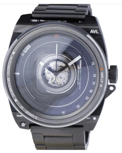 TACS AVL II Dark Metal Watch