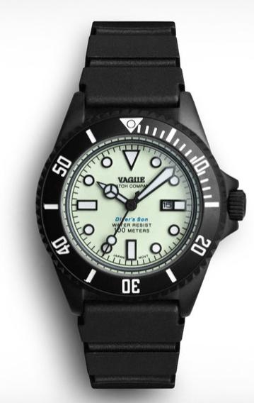 Vague Diver's watch
