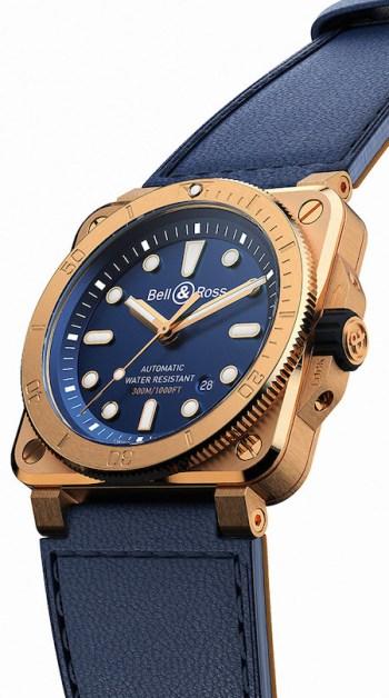 BR03-92-Diver-Bronze-blue side