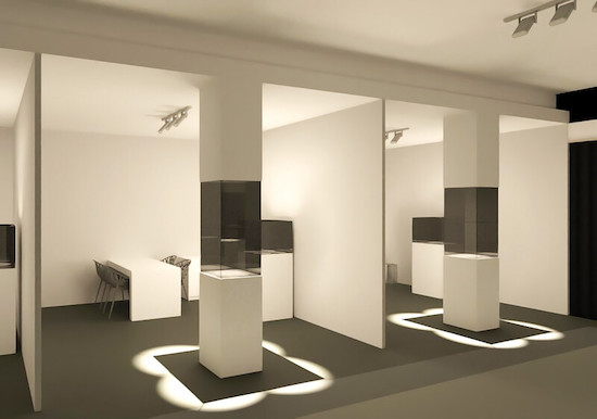 Baselworld empty booth