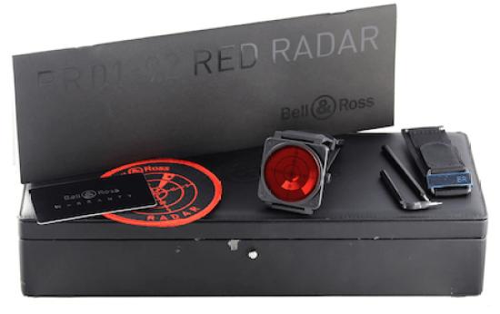 Bell & Ross radar love