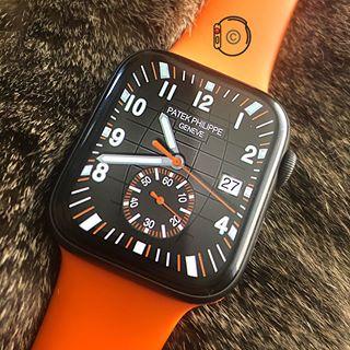 Patek Philippe Apple Watch
