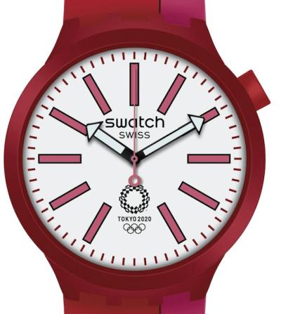 SWATCH Big Bold Olympics