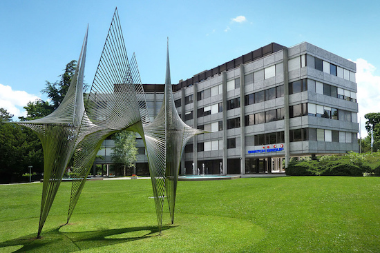 Swatch group HQ