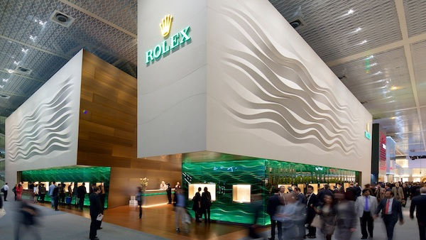 Will Baselworld coronvirus threat kill Rolex stand?