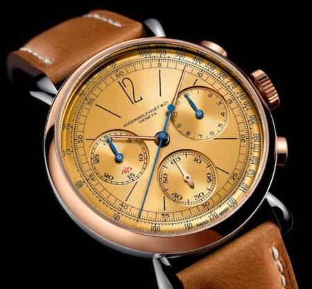 Retro watches: Audemars Piguet Remaster01 Selfwinding Chronograph