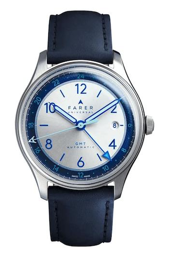 Farer's Oxley GMT - new watch alert!