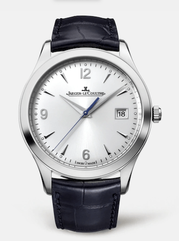 Jaeger leCoultre Master Control Date - 5ATM water resistance