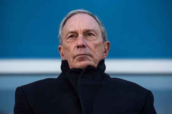 Michael Bloomberg (courtesy freebeacon.com)