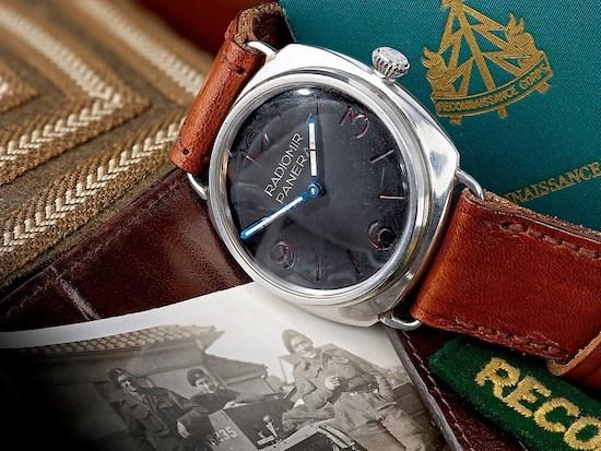 Nazi Rolex Panerai