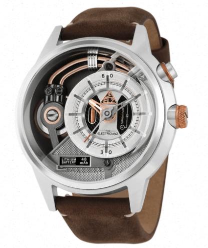 New watch alert! The Electricianz Steel Z