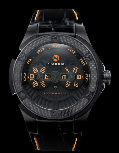 Nubeo Satellite Watch Surveyor