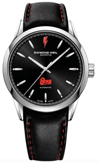 Raymond Weil Freelancer David Bowie LE