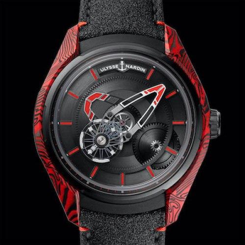 Ulysse Nardin Freak X Magma - ugly watch
