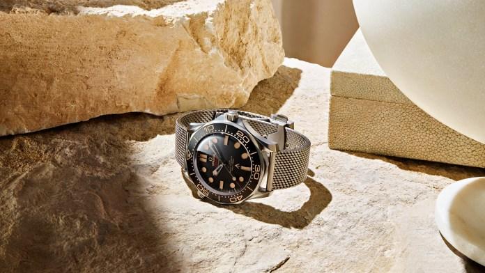 Bond's watch