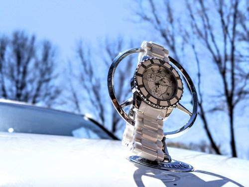 Joe Exotic's watch is a star!