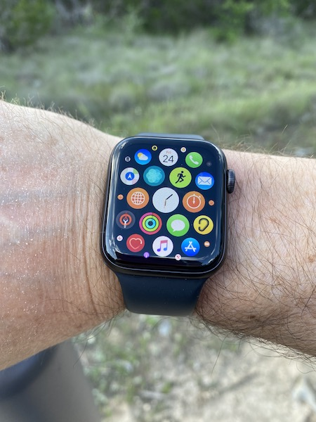 Apple Watch's birthday party favors