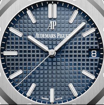 Audemars Piguet Royal Oak dial