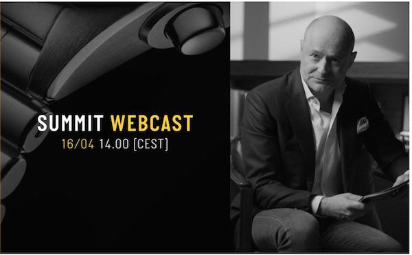 Breitling webcast