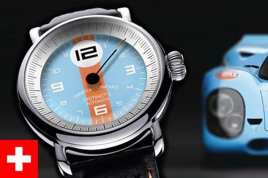 Ferro & Co LeMans watch