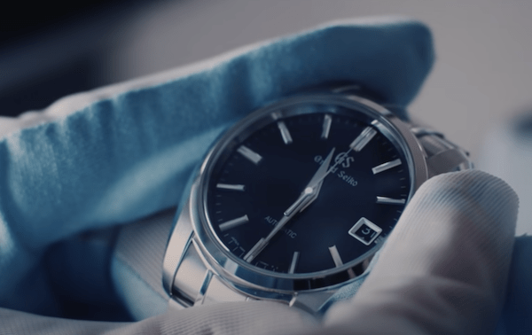 Grand Seiko maintenance - except for the date wheel
