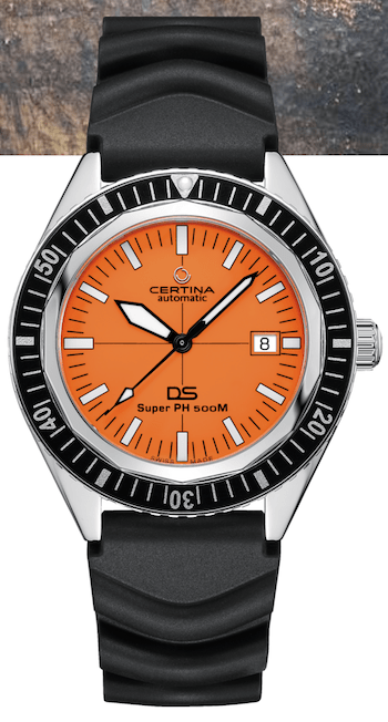 New watch alert: Certina DS Super PH500M Special Edition