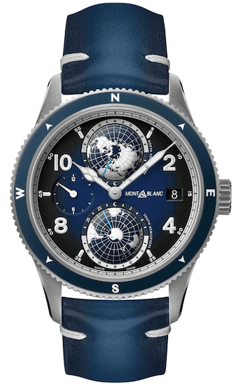 New watch alert! Montblanc 1858