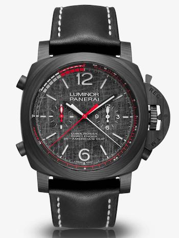 New watch alert! Panerai Luminor Luna Rossa Regatta