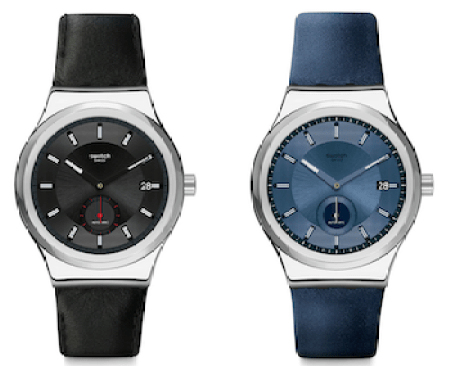 New watch alert! Swatch Sistem51 Petite Seconde