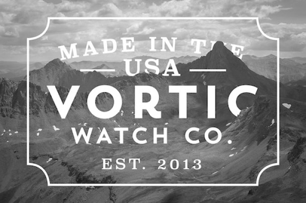 American-made watches - Vortic